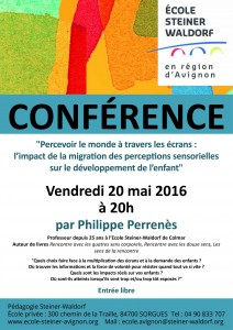 05-2016 01 affiche conference perrenes